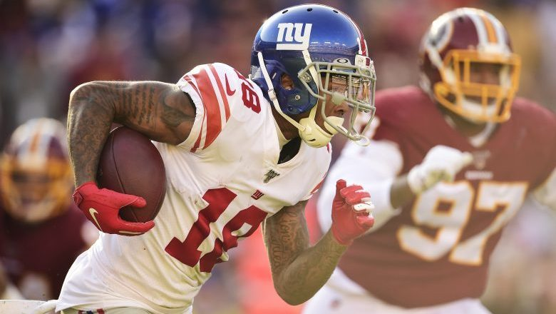 Giants cut Da'Mari Scott & Shakial Taylor