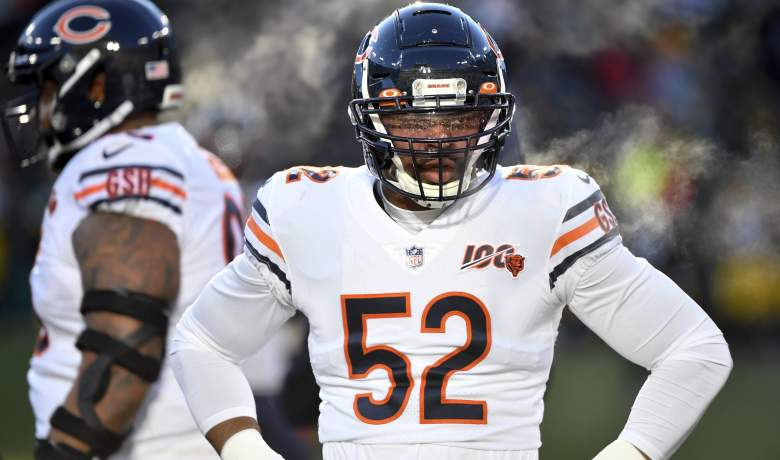 Chicago Bears LB Khalil Mack