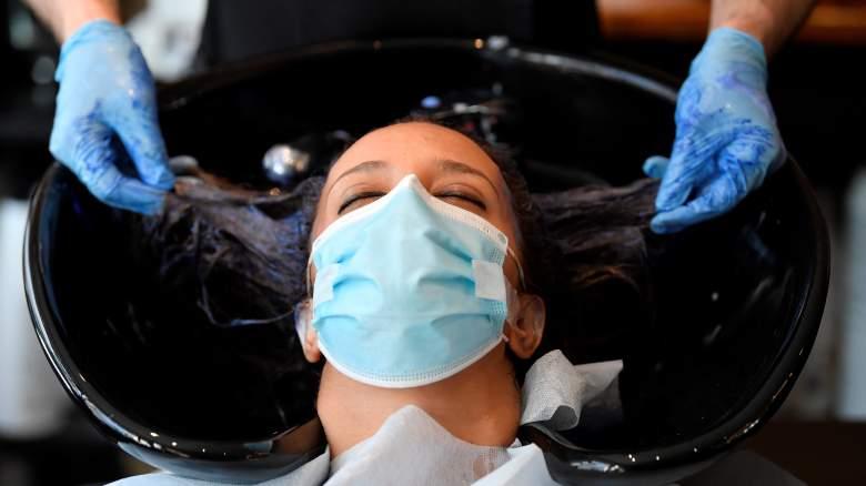 Hair Loss Coronavirus