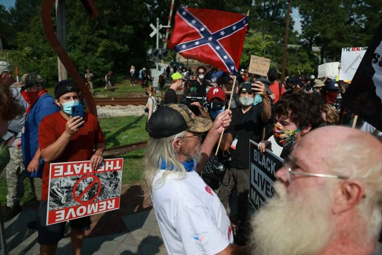 Stone Mountain Protests Photos Videos