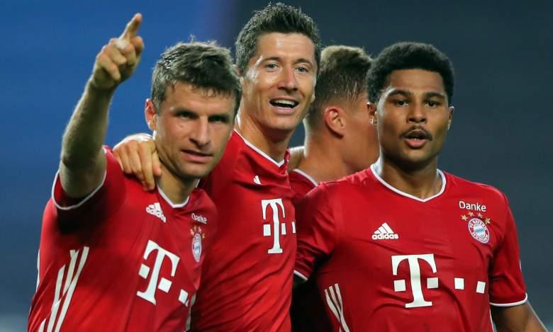Bayern Munich vs Paris Saint-Germain Champions League final watch