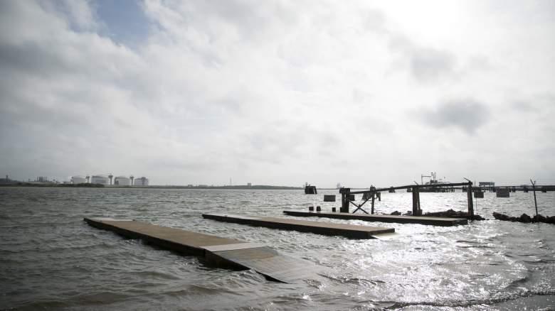 Storm Surge Hurricane Laura