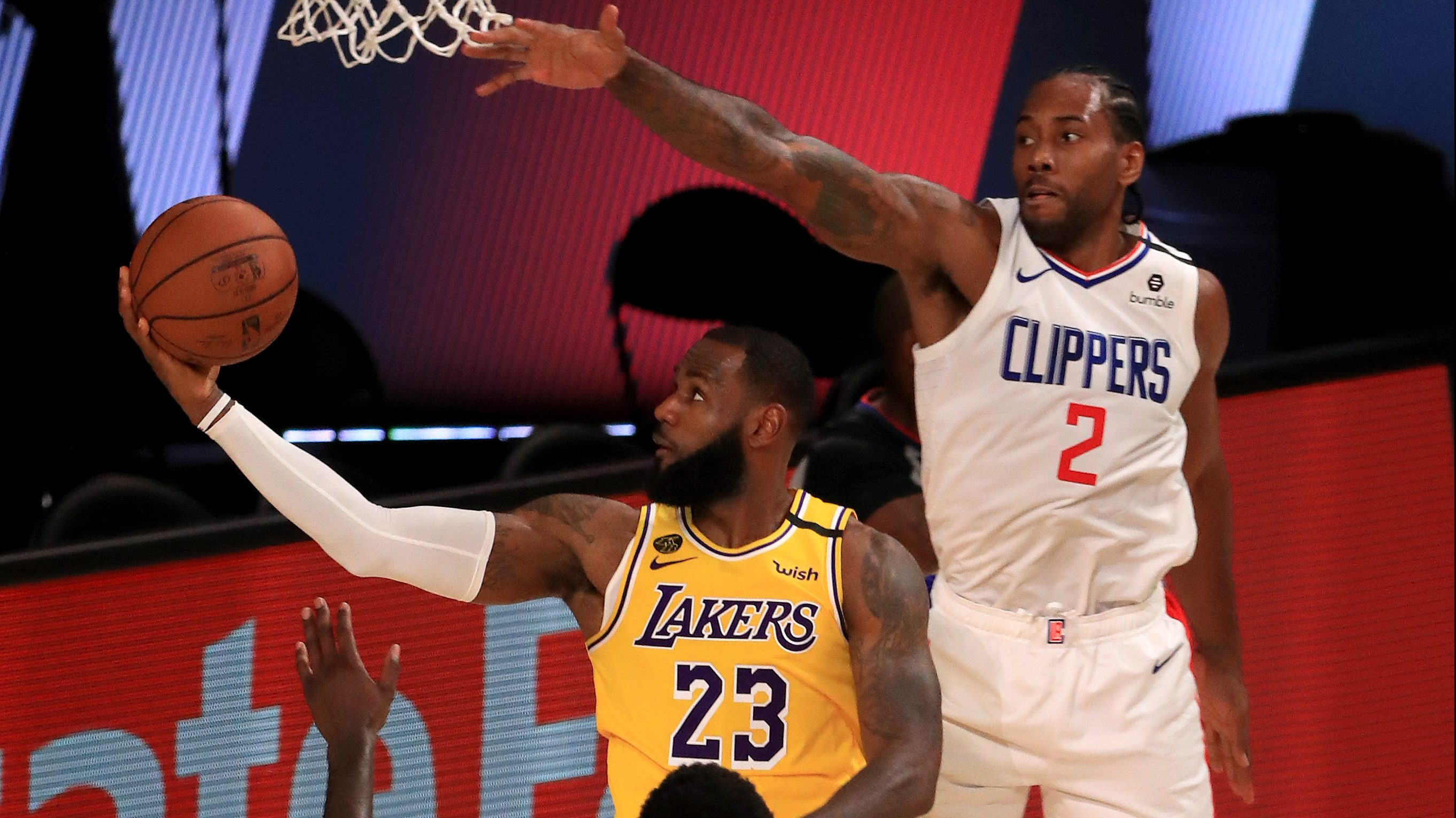 Everybody vs. Lakers? Clippers Moves Fuel Conspiracy Theory