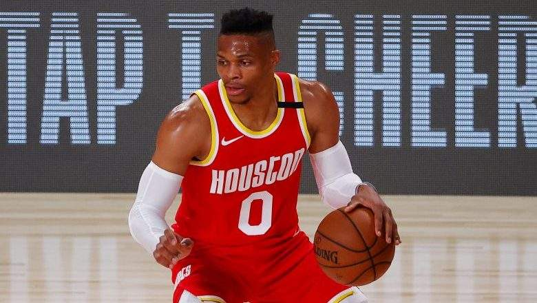 Mike D'Antoni leaves door open for Rockets' Russell Westbrook to play Game 4