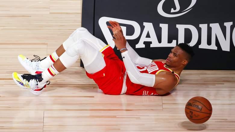 Russell Westbrook, Rockets.