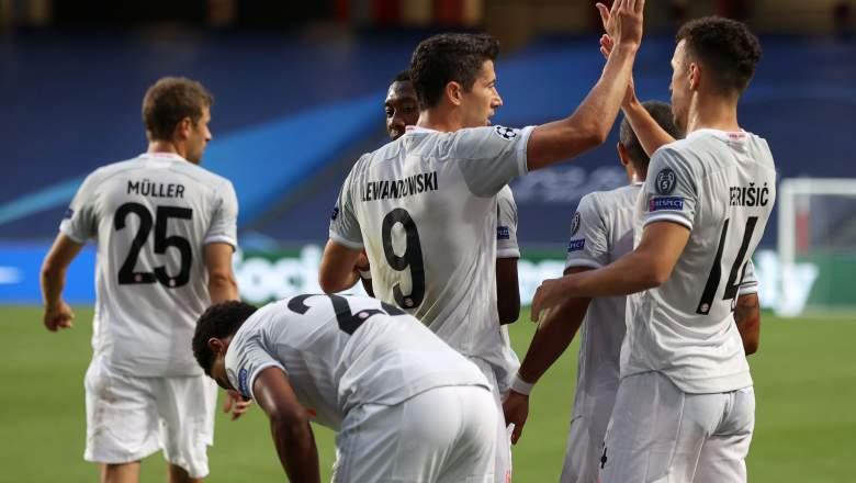 Bayern Munich vs Lyon Champions League semis watch