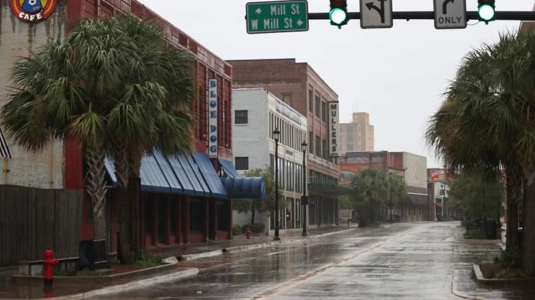 Hurricane Laura Photos