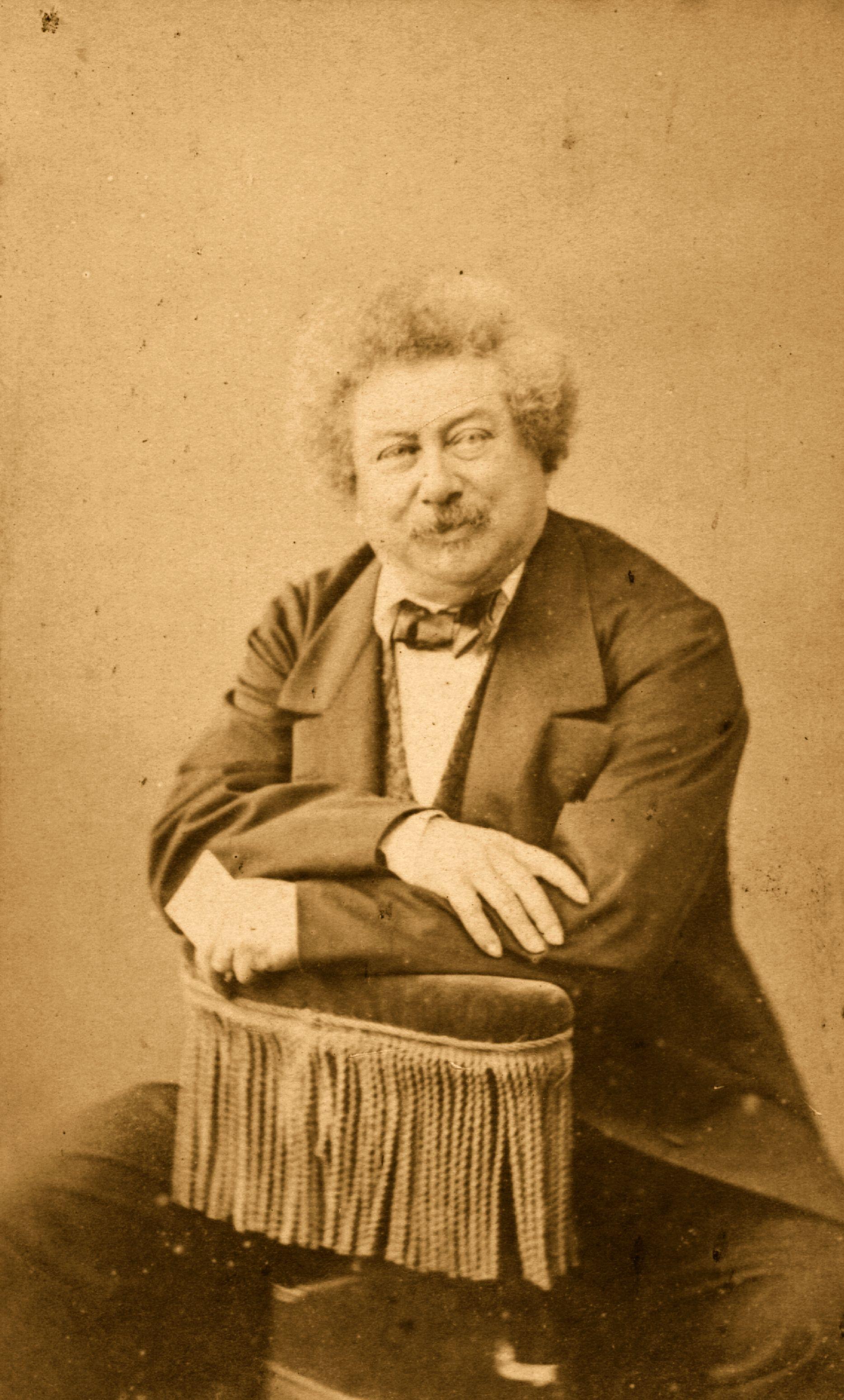 Alexandre Dumas son