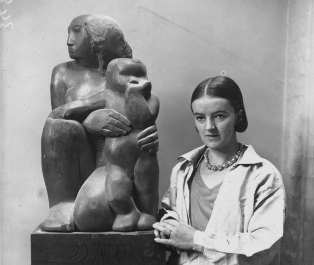 Hepworth Mother and Child