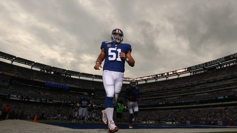 Giants' Zak DeOssie retires from NFL