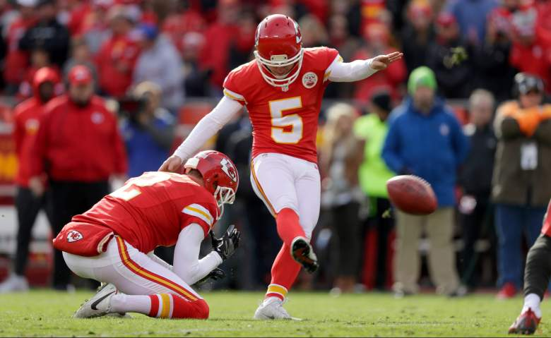 Bears try out K Cairo Santos