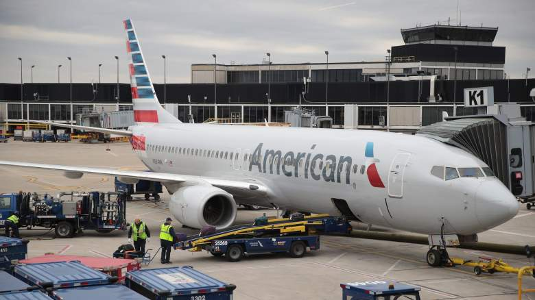 American Airlines Brawl
