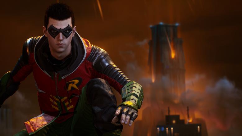Gotham Knights Robin