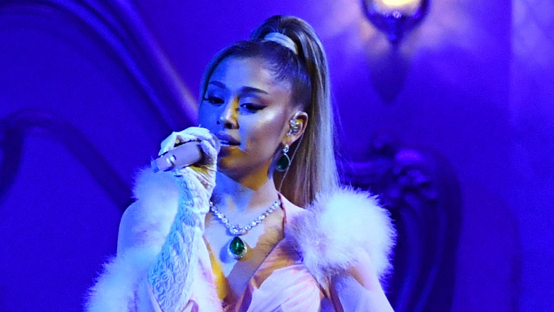 Lady Gaga Ariana Grande VMAs Performance