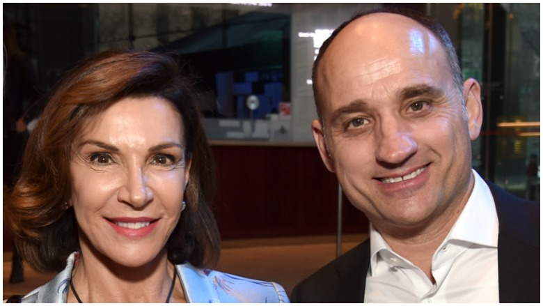Are Hilary Farr David Visentin Married Or Just Friends Heavy Com