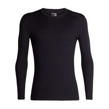 Icebreaker Merino Men's 200 Oasis Merino Wool Base Layer Long Sleeve