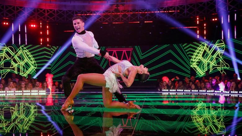 Jefferson y Adrianita World of Dance