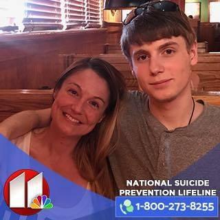 Kelly Plasker son suicide