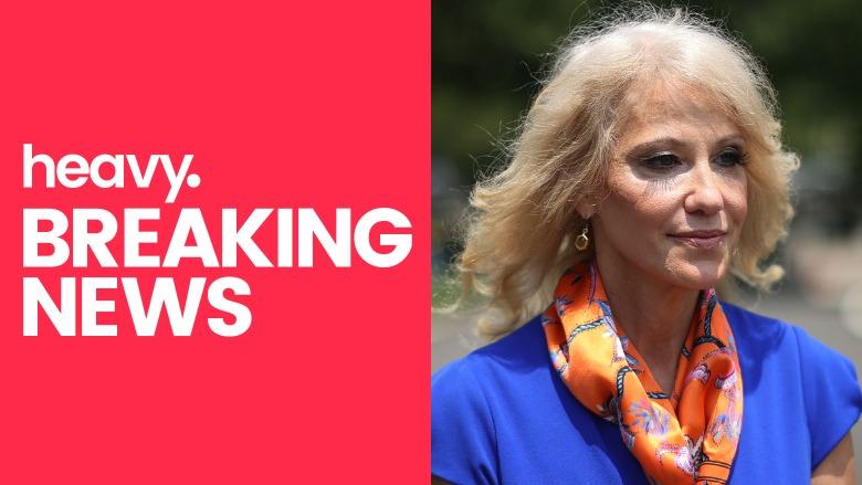 Kellyanne Conway resigns