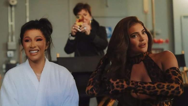 Cardi B S Cryptic Tweet Amid Kylie Jenner Wap Backlash Heavy Com