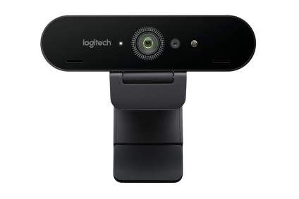 Logitech BRIO Ultra HD Webcam for twitch streaming