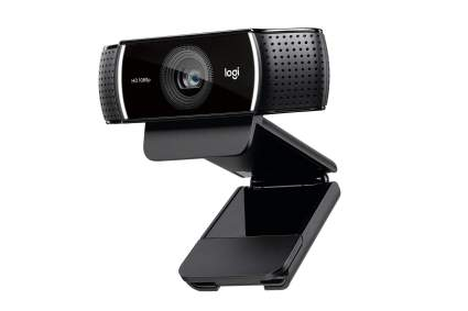 Logitech C922 Pro Webcam for twitch streaming