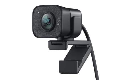 Logitech StreamCam Plus Webcam for twitch streaming