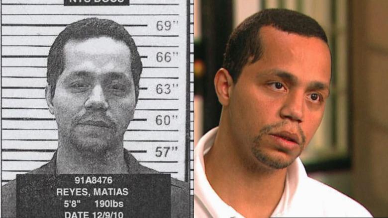 Matias Reyes Prison Sentence