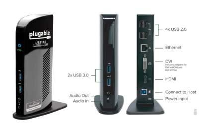 Plugable USB 3 0
