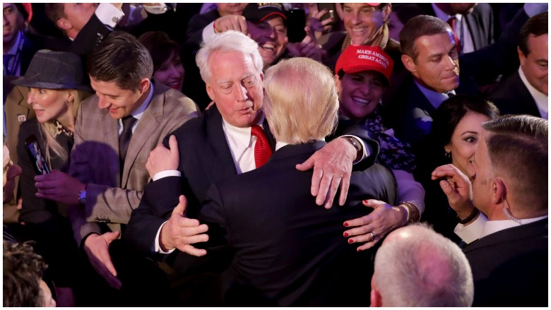Robert Trump Family