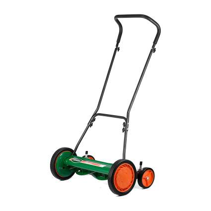 Scotts 20-Inch 5-Blade Classic Push Reel Lawn Mower