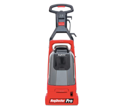 Rug Doctor Pro Deep Commercial Cleaning Machine with Motorized Upholstery Tool