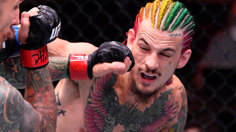 UFC Fighter Sean O'Malley