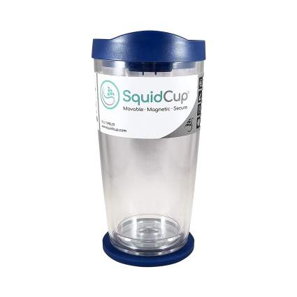 SquidCup Non Tip Boat Cup Holder & Tumbler System