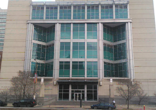 St. Louis Justice Center