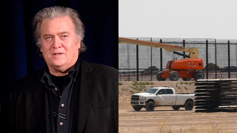 Steven Bannon and Fisher Industries