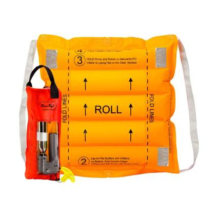 ThrowRaft Type IV, USCG Approved Personal Flotation Device
