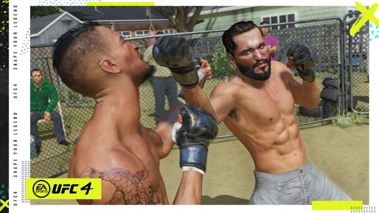 UFC 4 Game