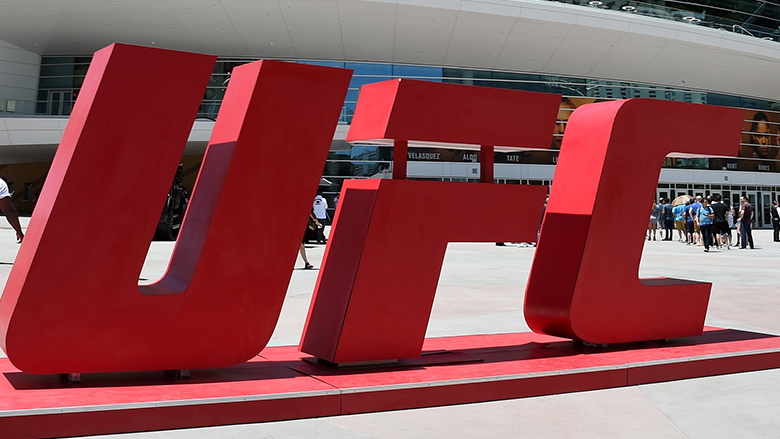 UFC T-mobile Arena