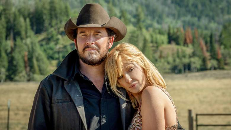 Rip and Beth on Yellowstone