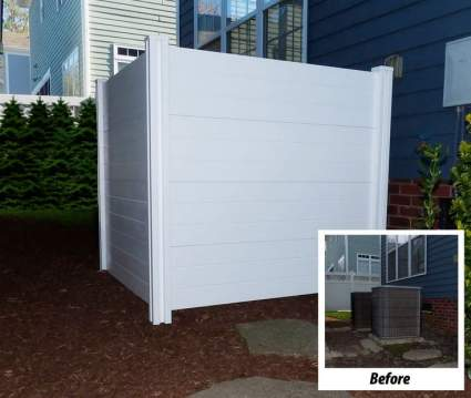 Zippity Outdoor Privacy Screen