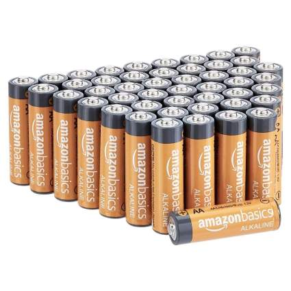 AmazonBasics 48-Pack AA Batteries