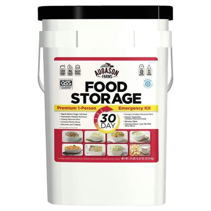 Augason Farms 30-Day 1-Person Emergency Food Supply