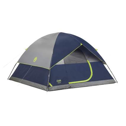Coleman Four-Person Sundome Tent
