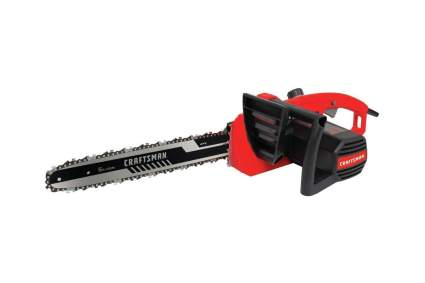 Craftsman 12-Amp 16-Inch Corded Electric Chainsaw