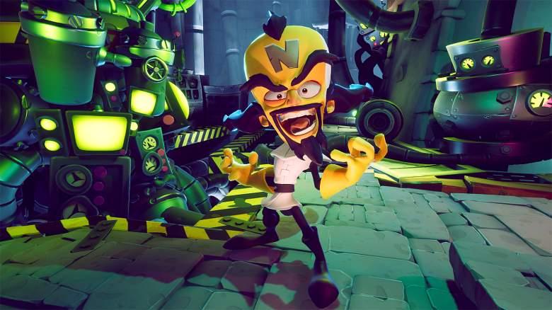 Crash 4 Dr Neo Cortex