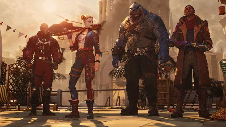 Suicide Squad Kill the Justice League Game