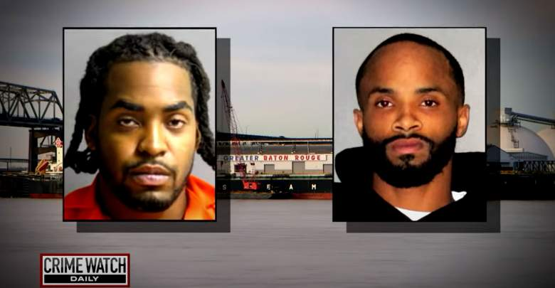 At the time of Chiquita Tate's murder, she was representing brothers Denako (L) and Dearius Duheart in the 2007 murder of Jason Fourmy.