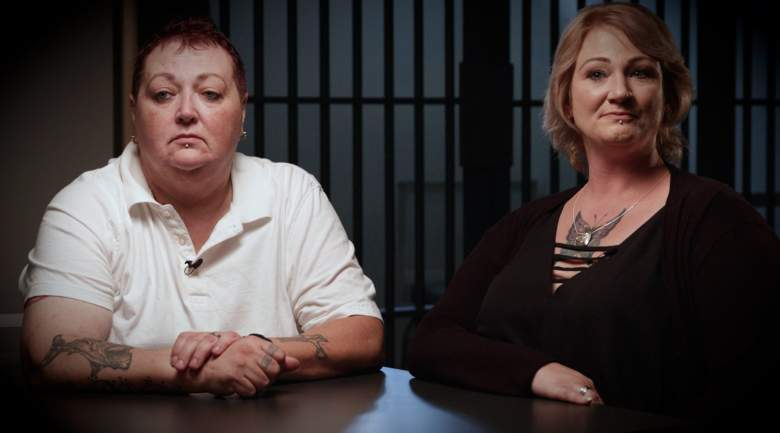 Donavan Bering and Tracy Brown, former cellmates of convicted murderer Jodi Arias.