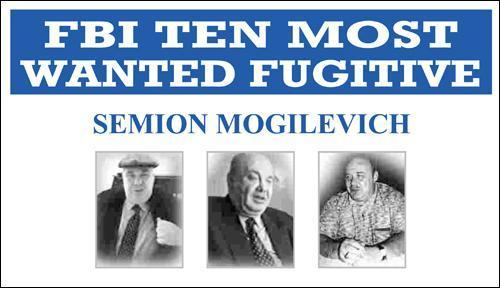 FBI Semion Mogilevich